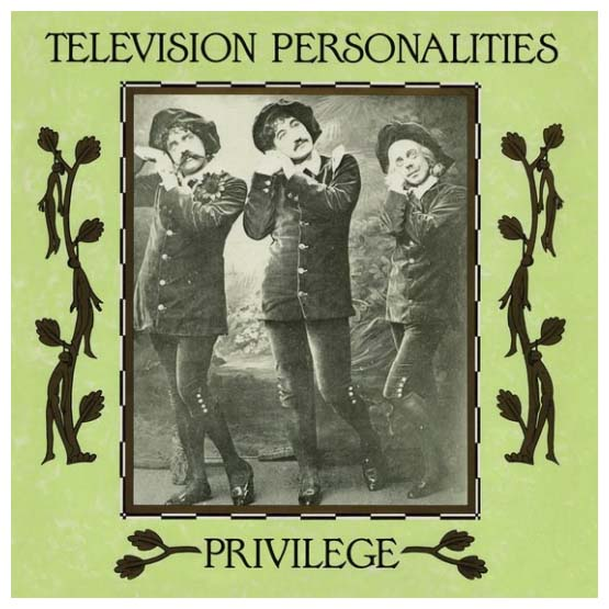 Buy Online Television Personalities - Privilege Marbled Vinyl