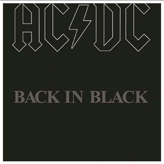 Buy Online AC/DC - Back In Black Cassette
