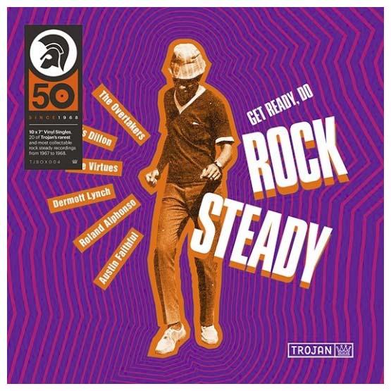 Buy Online Various Artists - Rock Steady Boxset