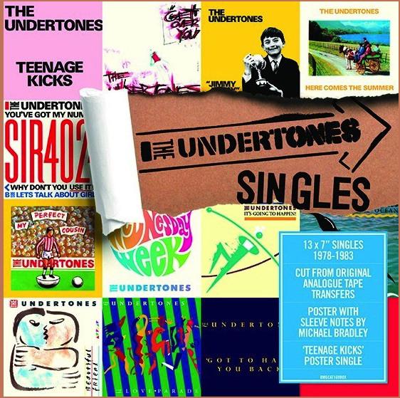 Buy Online The Undertones - Singles Box 7-Inch Boxset