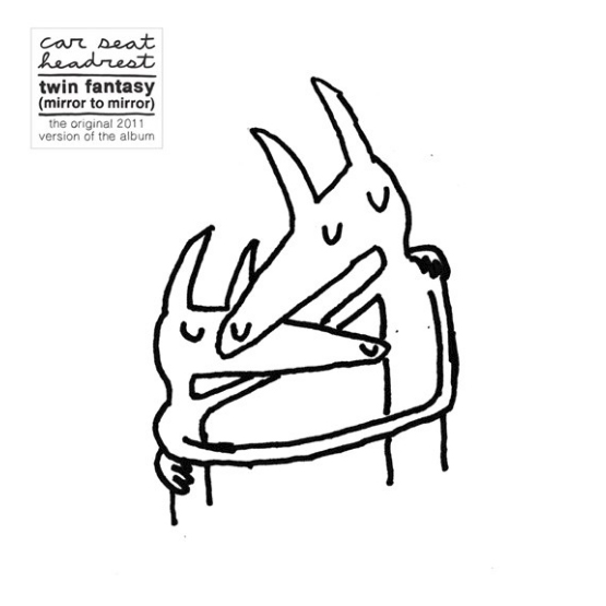 Buy Online Car Seat Headrest - Twin Fantasy (Mirror To Mirror) Double Vinyl
