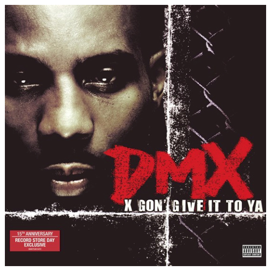 Buy Online DMX - X Gon' Give It To Ya Red 12-Inch Vinyl