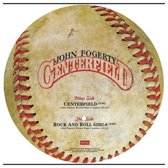 Buy Online John Fogerty - Centerfield / Rock And Roll Girls Picture Disc