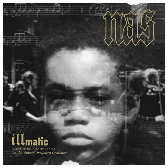 Buy Online Nas - Illmatic: Live From The Kennedy Center Double Vinyl