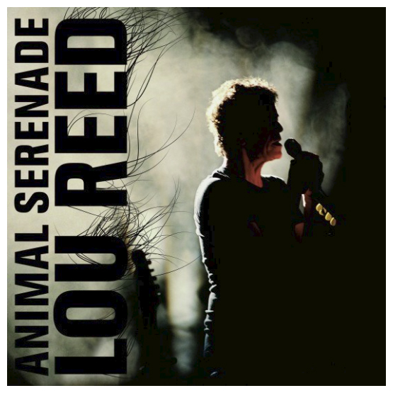 Buy Online Lou Reed - Animal Serenade Triple Vinyl