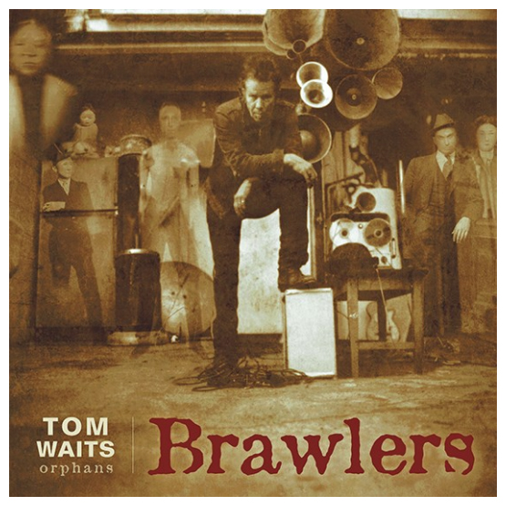 Buy Online Tom Waits - Brawlers Red Double Vinyl