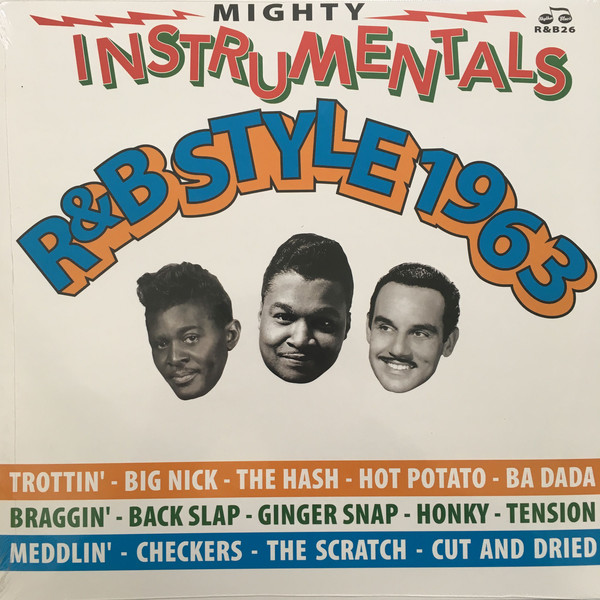 Buy Online Various Artists -  Mighty Instrumentals R&B-Style 1963 Vinyl