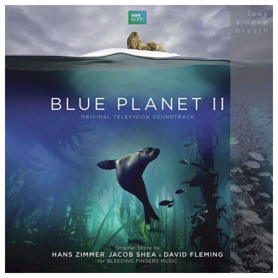 Buy Online Hans Zimmer / Jacob Shea / David Fleming - Blue Planet II OST Double Coloured Vinyl