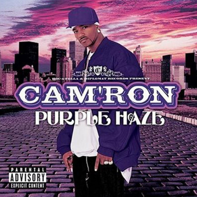 Buy Online Cam'Ron - Purple Haze Double Purple Vinyl