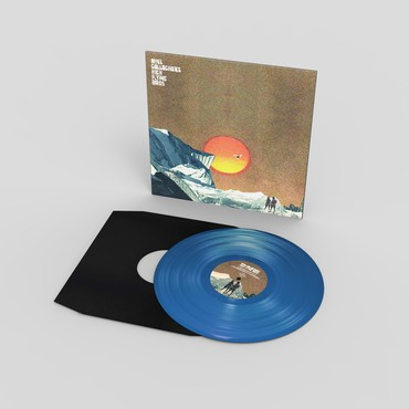 Buy Online Noel Gallagher's High Flying Birds - She Taught Me How To Fly Blue 12-Inch Vinyl (Ltd Edition)