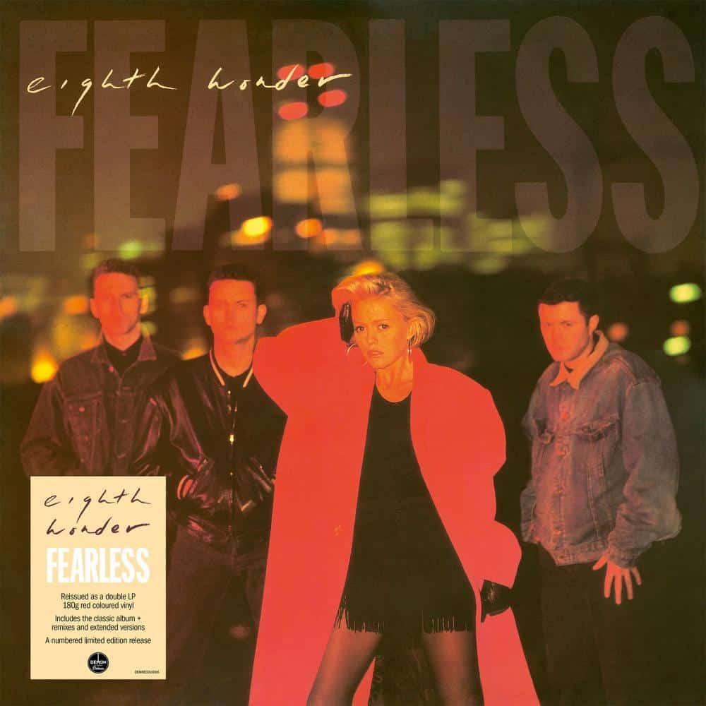 Buy Online Eighth Wonder - Fearless Double Red Vinyl