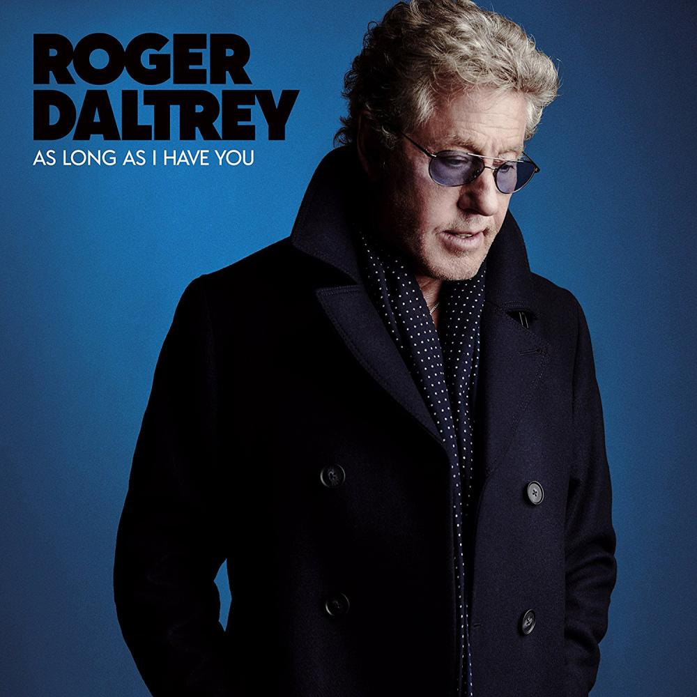 Buy Online Roger Daltrey - As Long As I Have You Blue Vinyl