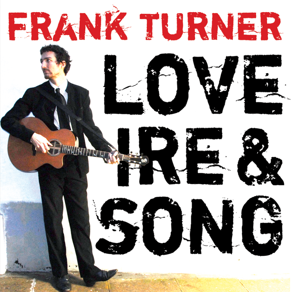 Buy Online Frank Turner - Love, Ire & Song 10th Anniversary Gold Vinyl