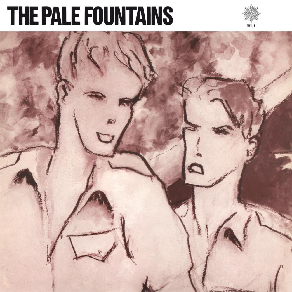 Buy Online The Pale Fountains - Something On My Mind Clear Vinyl (w/ Live CD)