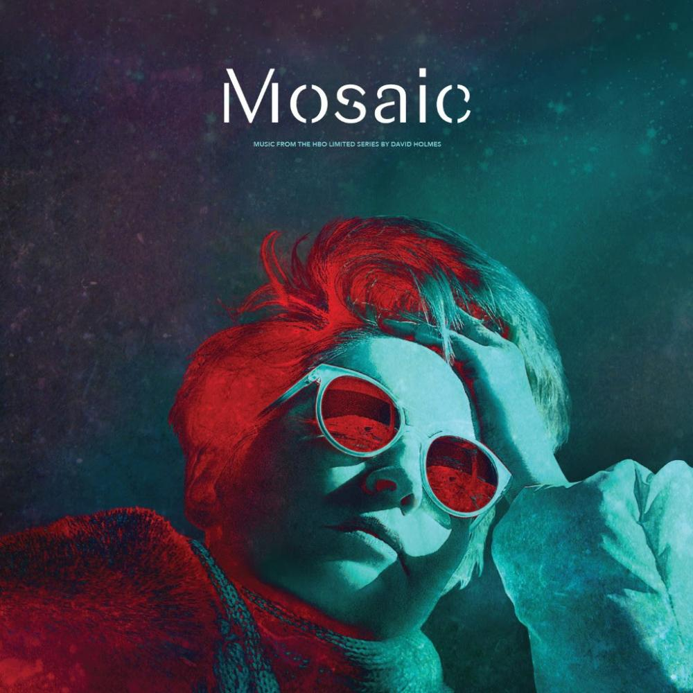 Buy Online David Holmes - Mosaic - Music From The HBO Limited Series Transparent Red Vinyl