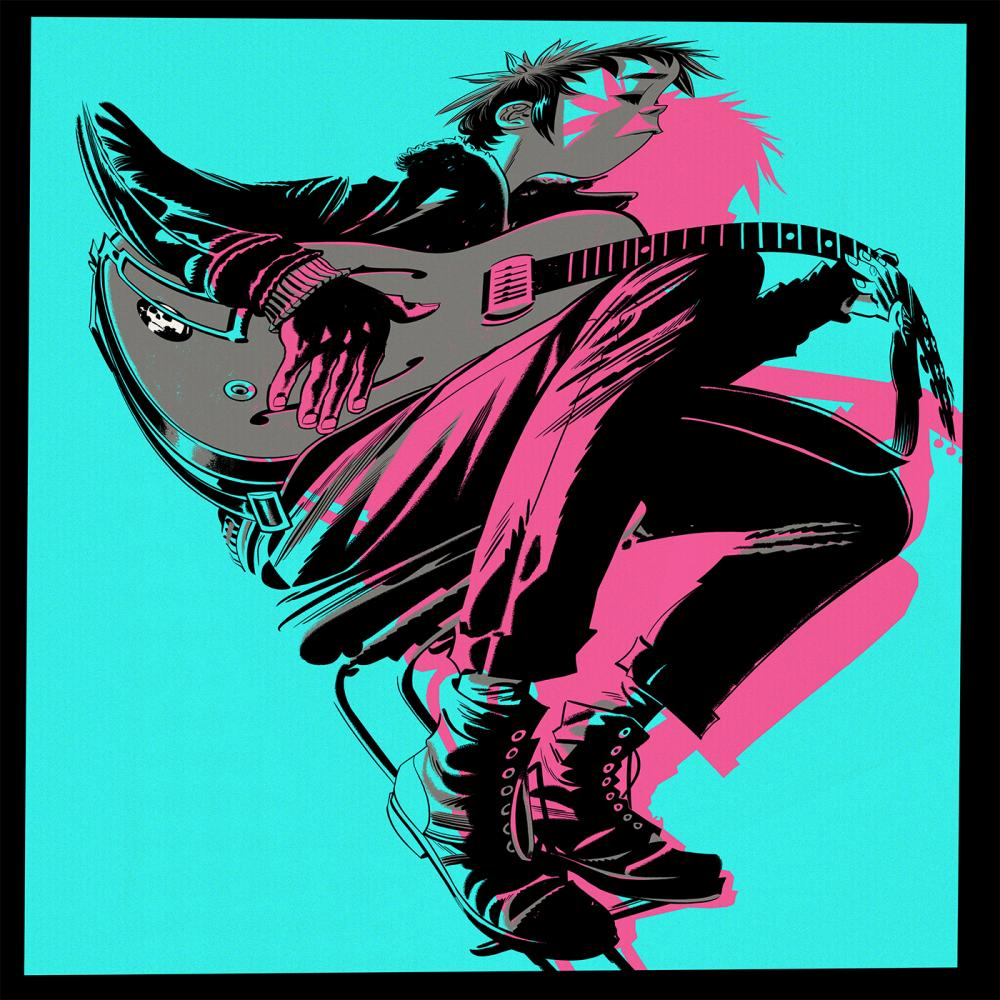 Buy Online Gorillaz - The Now Now Deluxe Vinyl Boxset