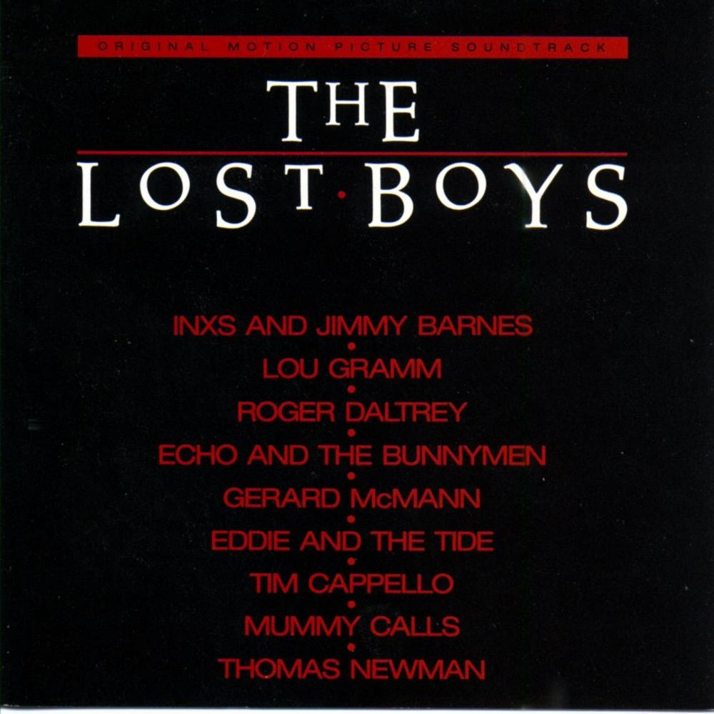 Buy Online Various Artists - The Lost Boys OST White Vinyl