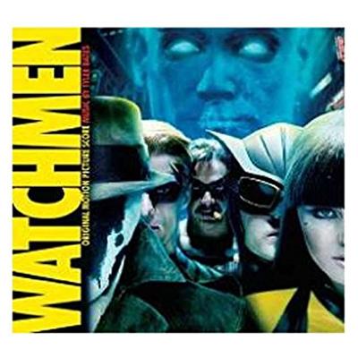 Buy Online Tyler Bates - Watchmen OST Opaque Yellow Vinyl