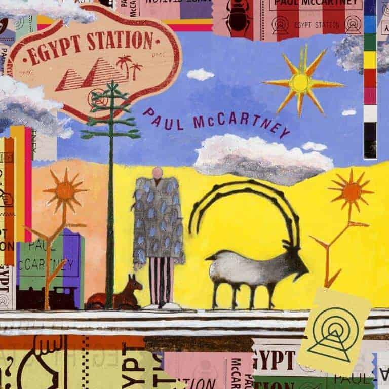Buy Online Paul McCartney - Egypt Station Double Deluxe Vinyl (Ltd Edition)