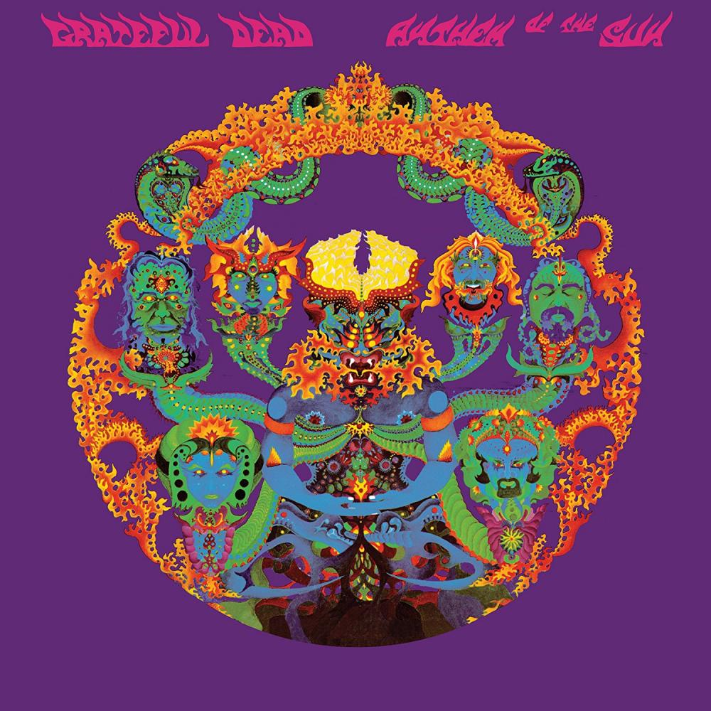 Buy Online Grateful Dead - Anthem Of The Sun: 50th Anniversary Deluxe Edition Picture Disc Vinyl