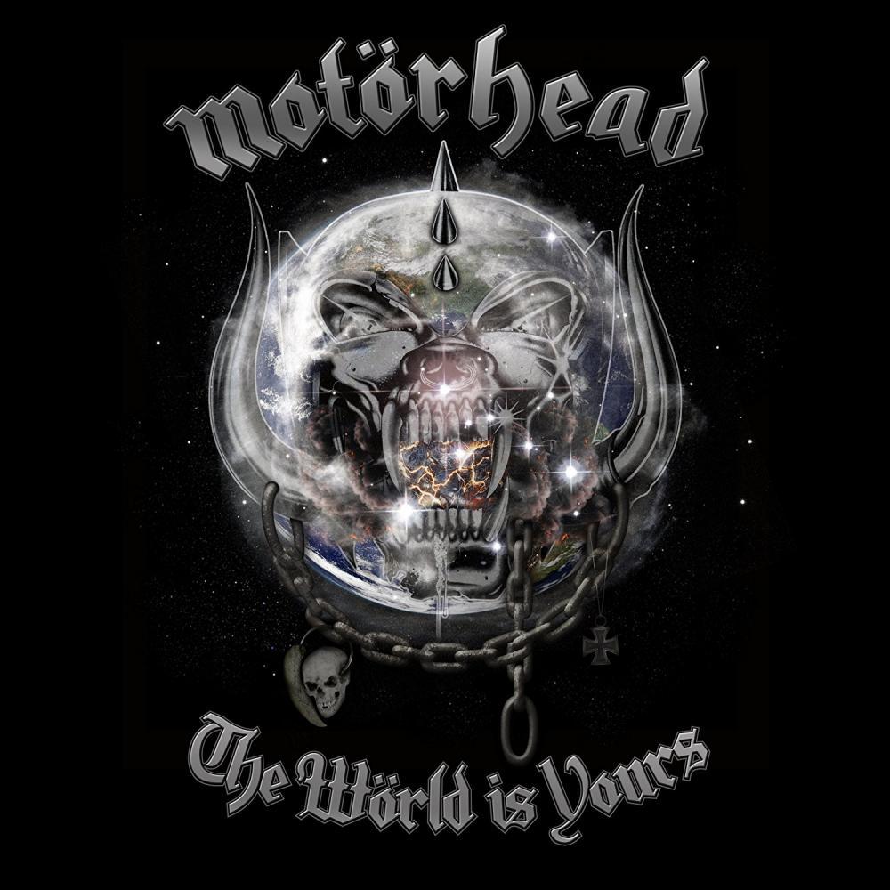 Buy Online Motörhead - The Wörld Is Yours Coloured Vinyl