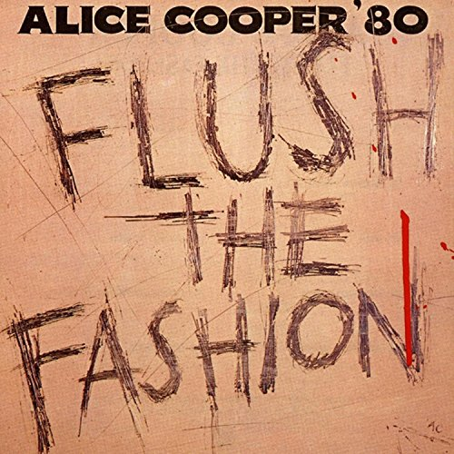 Buy Online Alice Cooper - Flush The Fashion Mixed Colour Vinyl