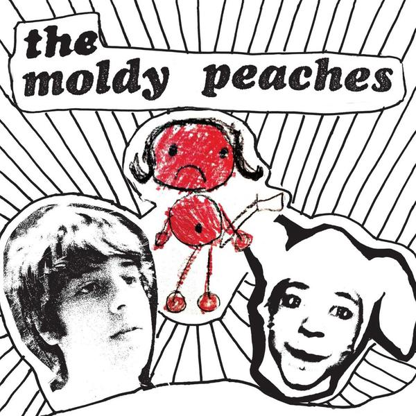 Buy Online The Moldy Peaches - The Moldy Peaches Red Vinyl + 7-Inch Vinyl