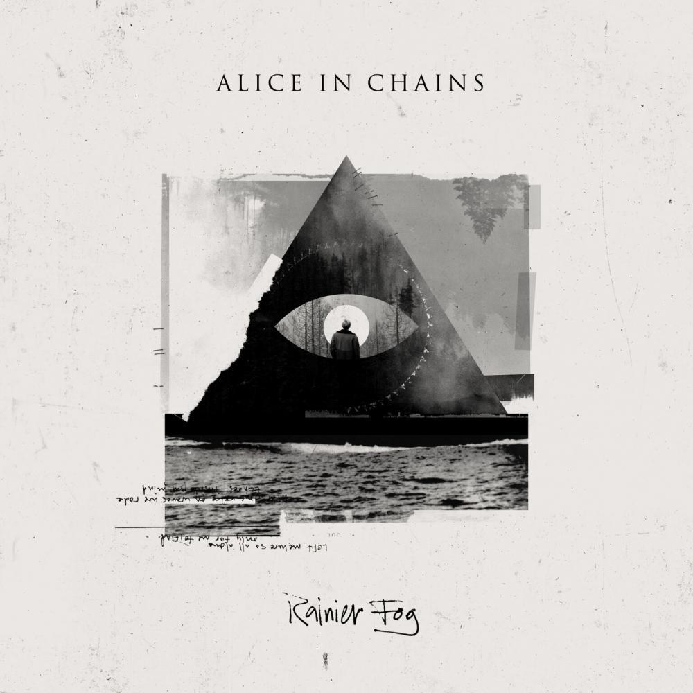 Buy Online Alice In Chains - Rainer Fog Double Vinyl (w/ Alternate Artwork Sleeve)