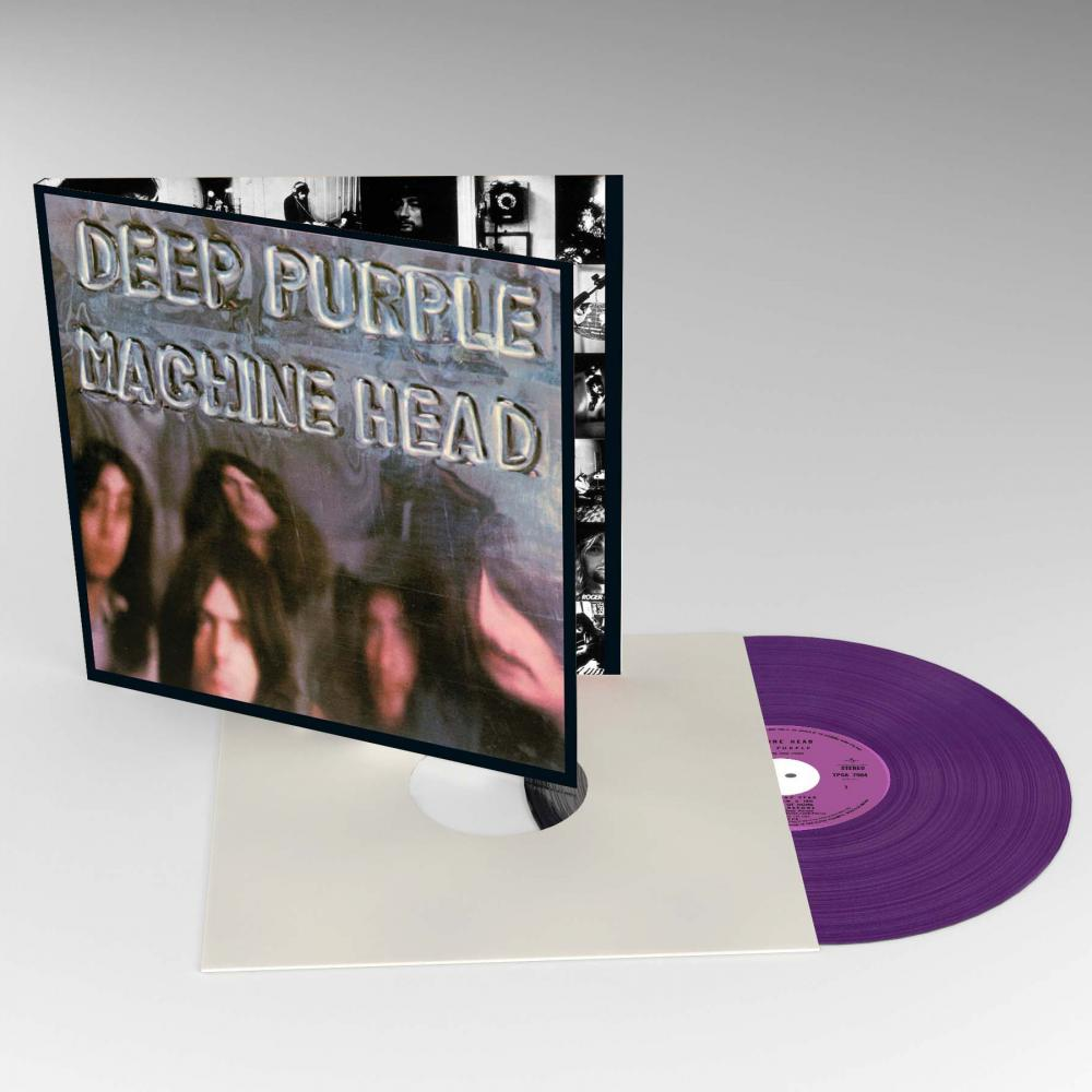 Buy Online Deep Purple - Machine Head Purple Vinyl