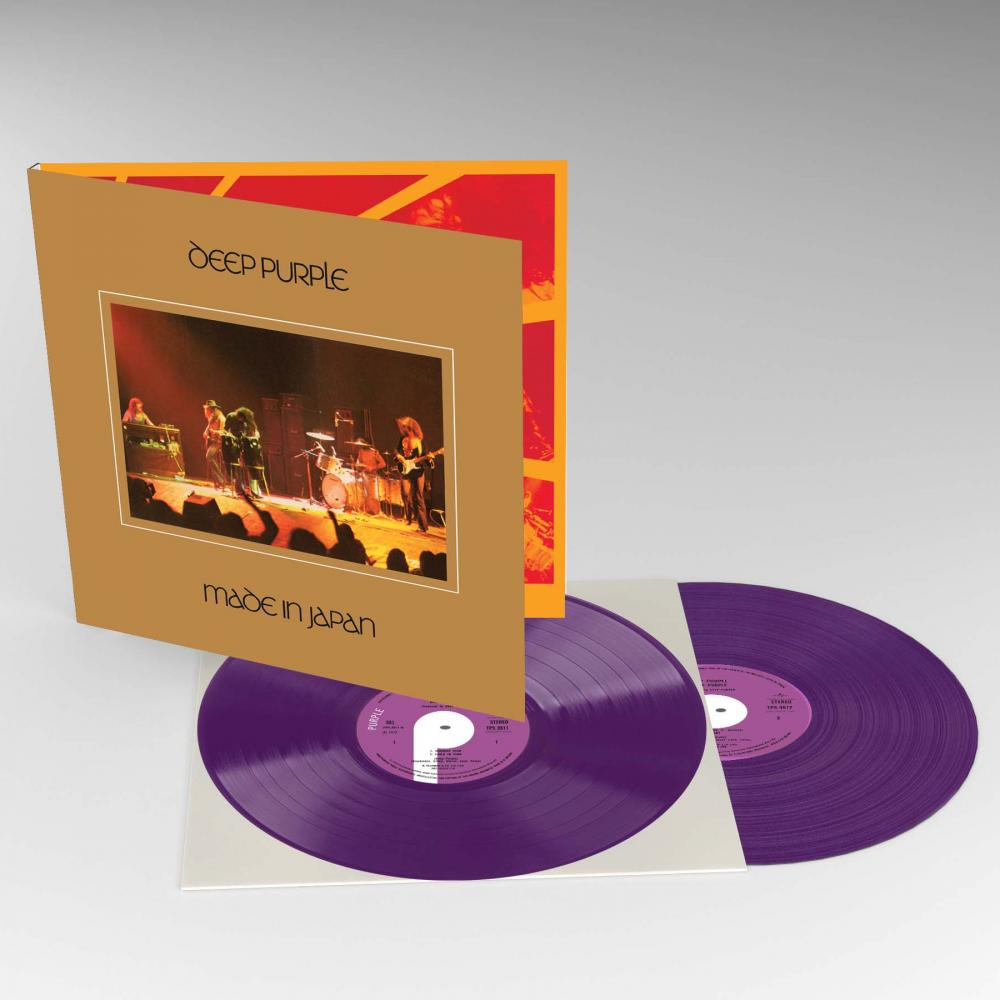 Buy Online Deep Purple - Made In Japan Purple Double Vinyl