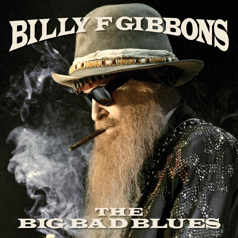 Buy Online Billy F Gibbons - The Big Bad Blues Translucent Blue