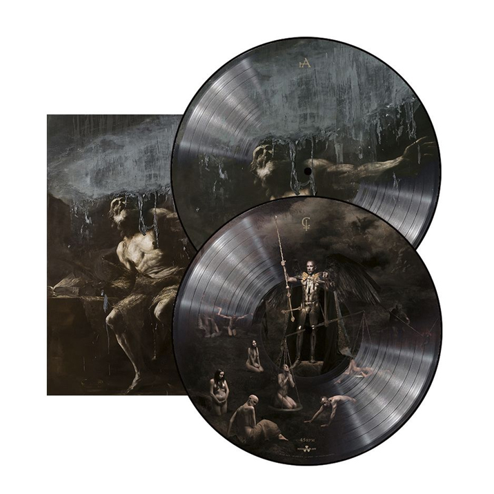 Buy Online Behemoth - I Loved You At Your Darkest Double Picture Disc Vinyl