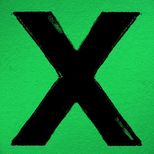 Buy Online Ed Sheeran - X Opaque Dark Green Double Vinyl