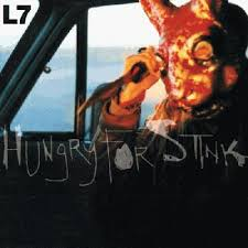 Buy Online L7 - Hungry For Stink Red Vinyl