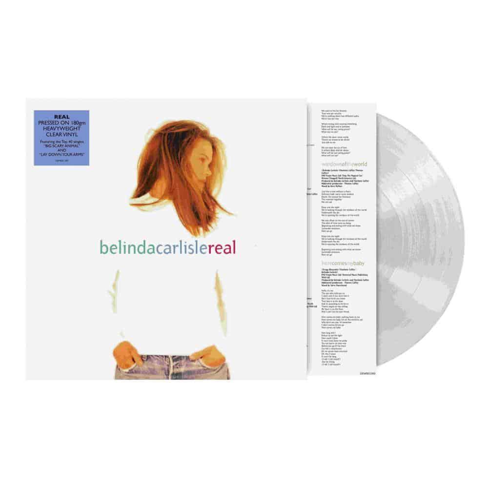 Buy Online Belinda Carlisle - Real Clear Vinyl