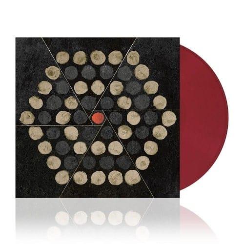 Buy Online Thrice - Palms Oxblood Coloured Vinyl