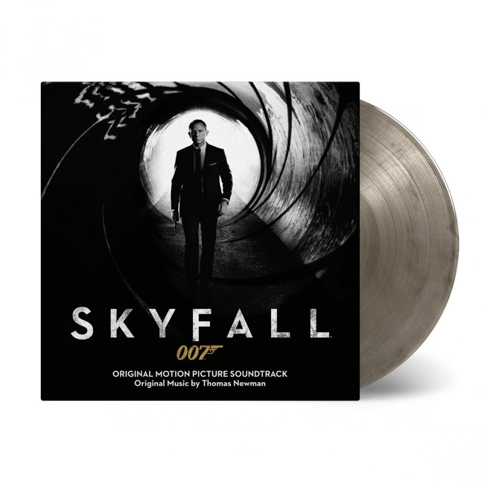 Buy Online Thomas Newman - Skyfall OST Coloured Vinyl
