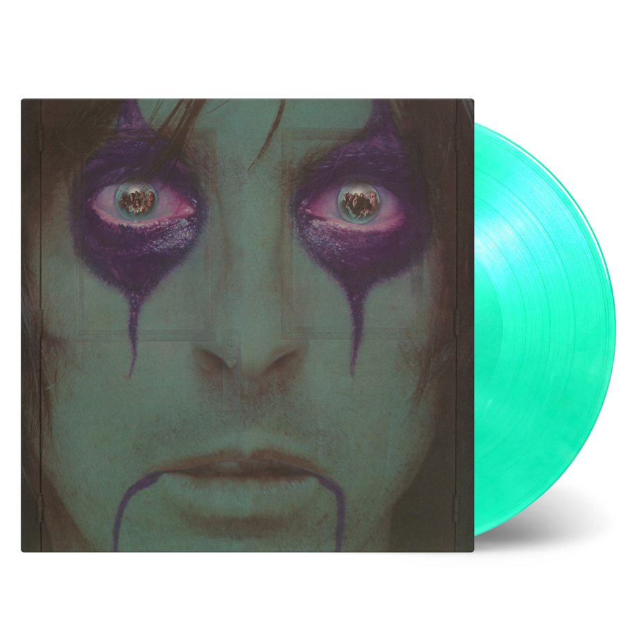 Buy Online Alice Cooper - From The Inside Coloured Vinyl