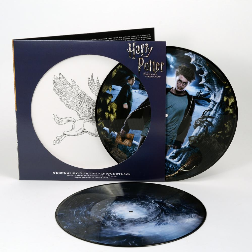 Buy Online John Williams - Harry Potter And The Prisoner of Azkaban OST Double Picture Disc Vinyl