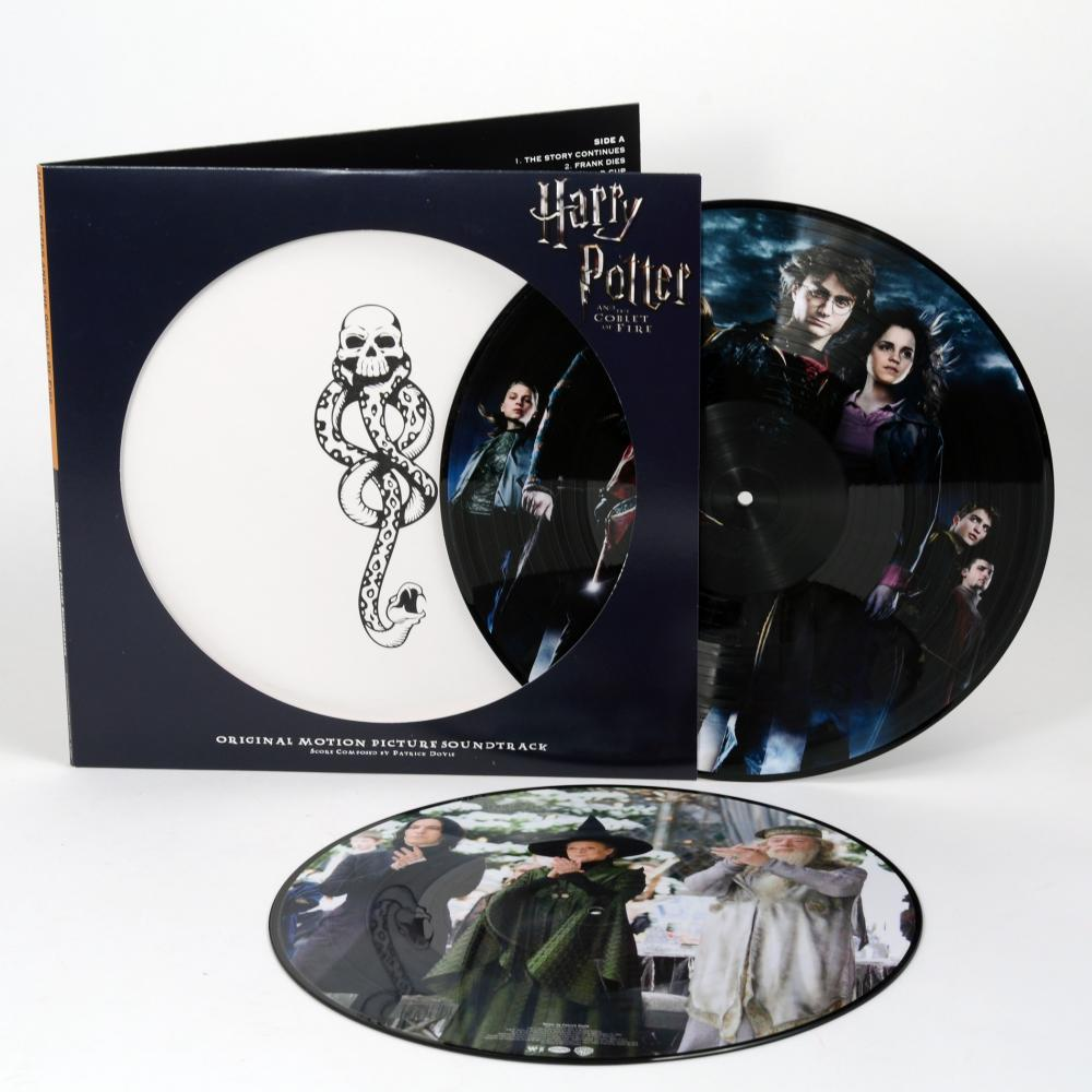 Buy Online Patrick Doyle - Harry Potter And The Goblet Of Fire OST Double Picture Disc Vinyl