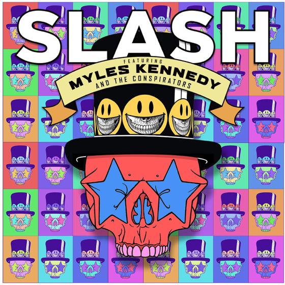 Buy Online Slash ft. Myles Kennedy & The Conspirators - Living The Dream CD Album