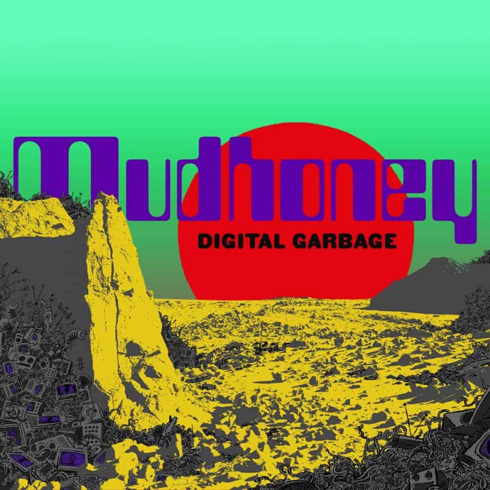 Buy Online Mudhoney - Digital Garbage - Loser Edition Light Blue Opaque Vinyl