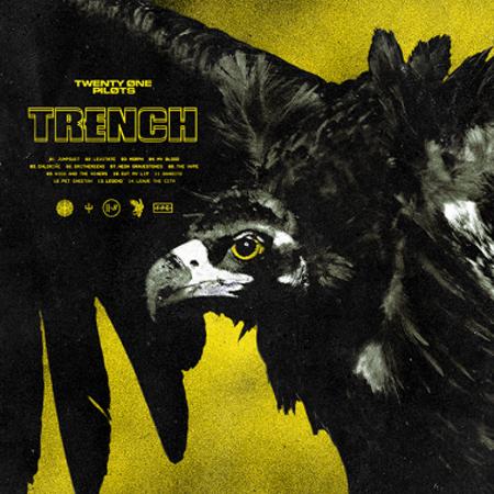 Buy Online Twenty One Pilots - Trench Double Coloured Vinyl