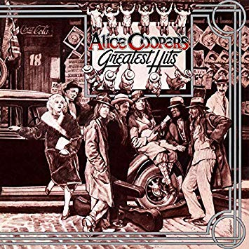 Buy Online Alice Cooper - Greatest Hits Vinyl