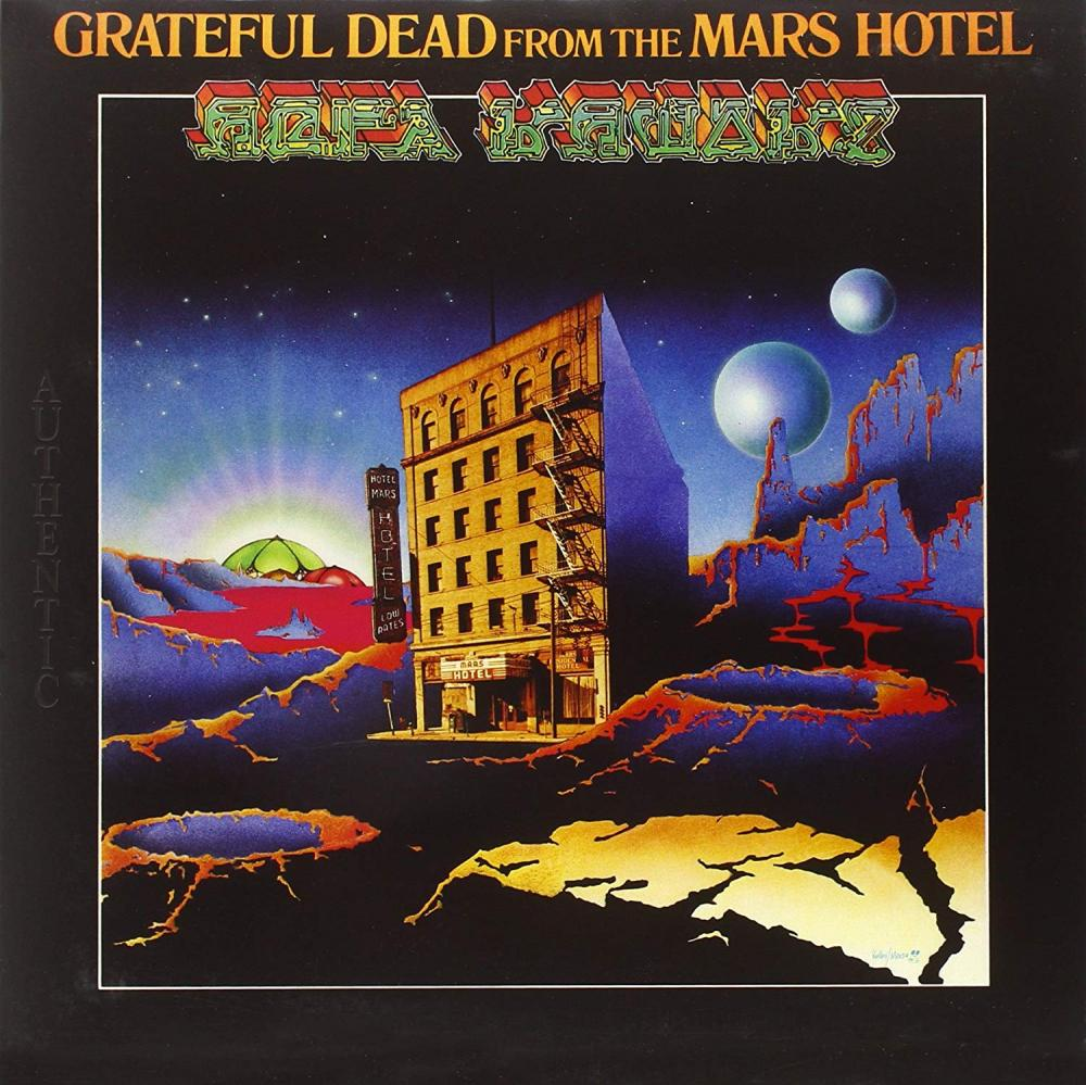 Buy Online Grateful Dead - From The Mars Hotel Vinyl