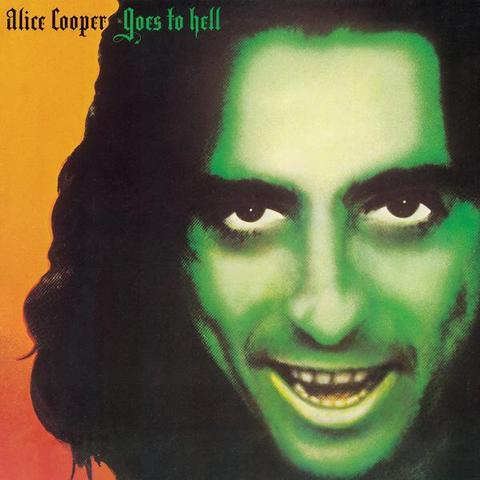 Buy Online Alice Cooper - Alice Cooper Goes To Hell Orange Vinyl