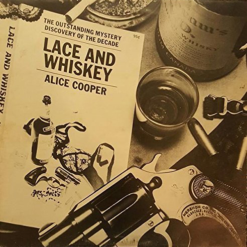 Buy Online Alice Cooper - Lace & Whiskey Coloured Vinyl