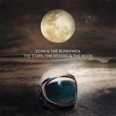 Buy Online Echo & The Bunnymen - The Stars, The Oceans & The Moon Luminous Moon Coloured Vinyl