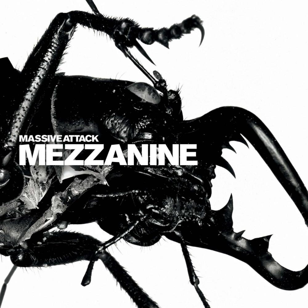 Buy Online Massive Attack - Mezzanine Triple Coloured Vinyl w/Book (2018 Remaster)