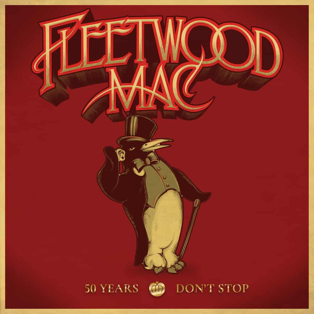 Buy Online Fleetwood Mac - 50 Years - Don't Stop 5LP Vinyl Boxset